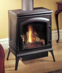 Cast IronWoodburning and Direct Vent Gas Stoves